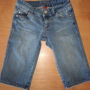 Book Boom Capri Jeans. Worn 2 Xs?!